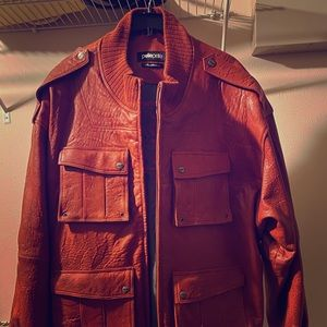 Authentic Pelle Pelle Leather Jacket
